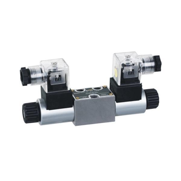 Rexroth 4WE10H3X/CG24N9K4 Solenoid directional valve #2 image