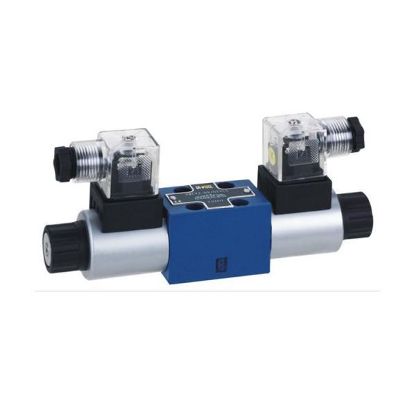 Rexroth 4WE10L3X/CG24N9K4 Solenoid directional valve #1 image