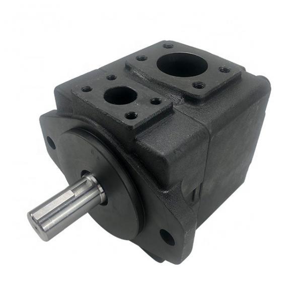 Yuken PV2R4-237-L-RAB-4222            single Vane pump #1 image