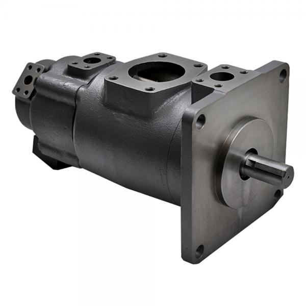 Yuken PV2R12-14-41-L-RAA-40 Double Vane pump #1 image