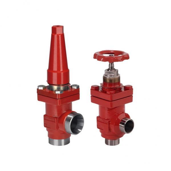 Danfoss Shut-off valves 148B4659 STC 80 M ANG  SHUT-OFF VALVE HANDWHEEL #2 image