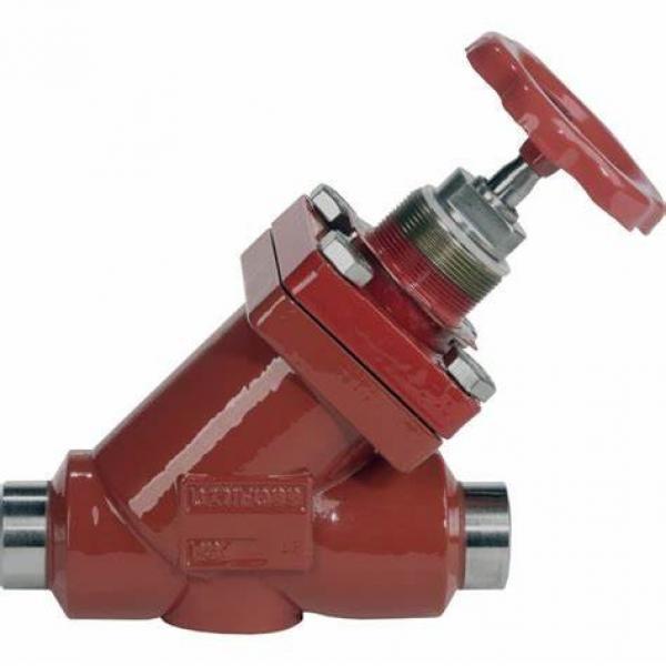 Danfoss Shut-off valves 148B4624 STC 20 A STR SHUT-OFF VALVE CAP #2 image