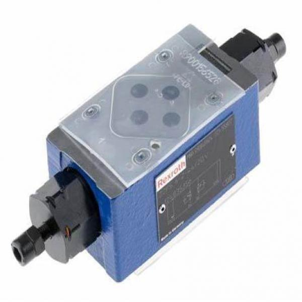 Rexroth HED4OP THROTTLE VALVE #1 image